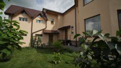 Шикарный дом изкирпича 430 м.кв