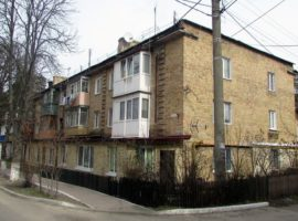 Двухкомнатная квартира на Полтавской