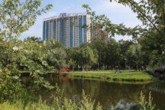 Жмаченко,28 двухкомнатная «видовая» квартира в ЖК «Автограф»