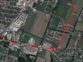 """Крюковщина.СК """" Удачный"""" два участка по 8 соток рядом в 3км. от черты города."""